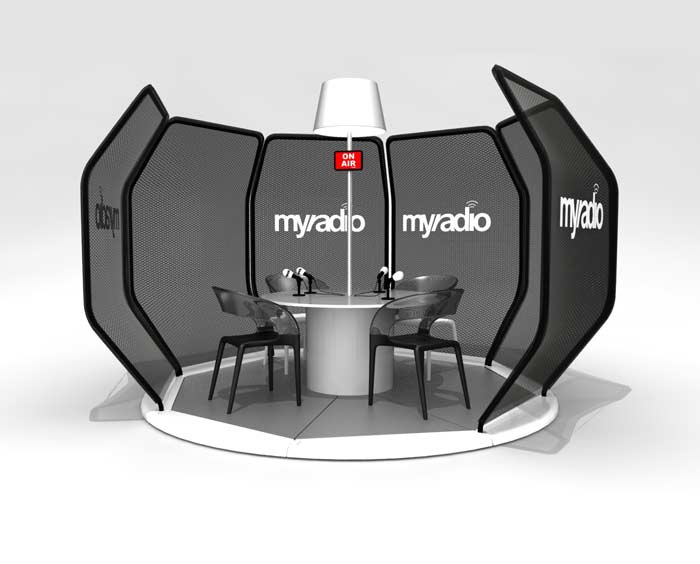 PODIUM MYRADIO